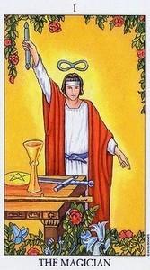 Tarot Explained: The Magician, Major Arcana Card - Simon Altman, BHSc (Acupuncture) and Esoteric acupuncturist 7