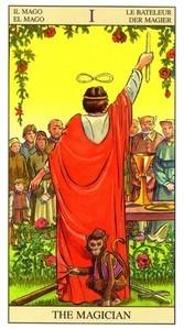 Tarot Explained: The Magician, Major Arcana Card - Simon Altman, BHSc (Acupuncture) and Esoteric acupuncturist 8