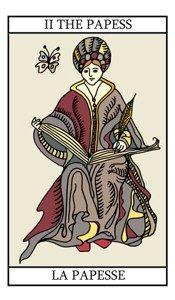Tarot Explained: The High Priestess, Major Arcana Card – Simon Altman, BHSc (Acupuncture) and Esoteric acupuncturist 2
