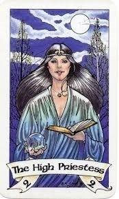 Tarot Explained: The High Priestess, Major Arcana Card – Simon Altman, BHSc (Acupuncture) and Esoteric acupuncturist 3