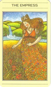 Tarot Explained: The Empress Card - Simon Altman, BHSc (Acupuncture) & Esoteric Acupuncturist 3