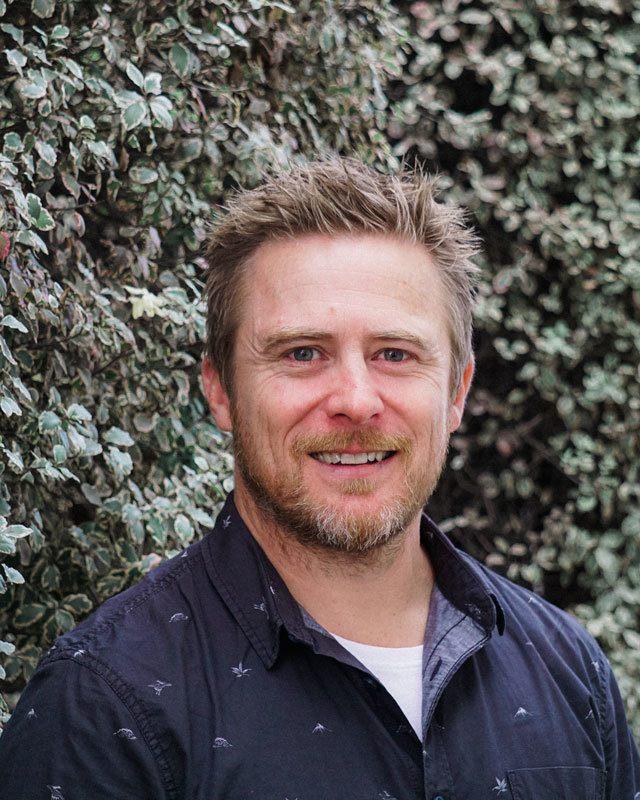 Travis Clarke - Acupuncturist