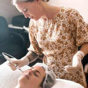 Cosmetic Acupuncture + Medical Microneedling 5